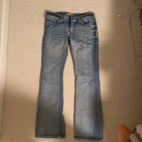 BKE Sabrina jeans 28x31 1/2